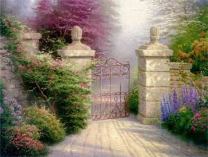 ...the narrow gate