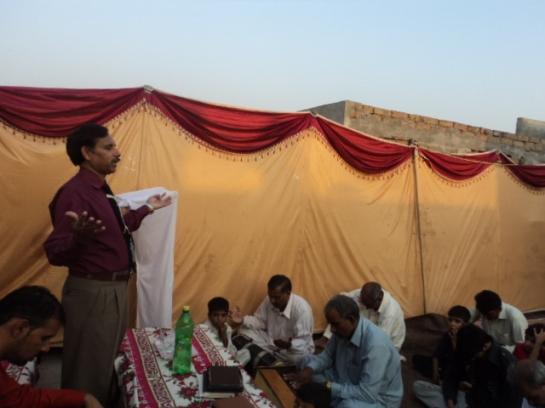 Pastor Javed Masih