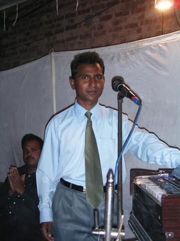 Pastor Hanif Masih