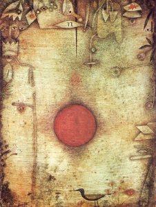 """Ad Marginem"" Paul Klee"
