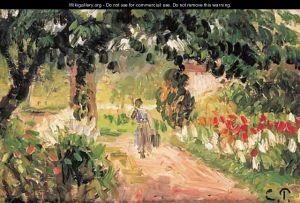 Pissarro_Jardin-a-Eragny