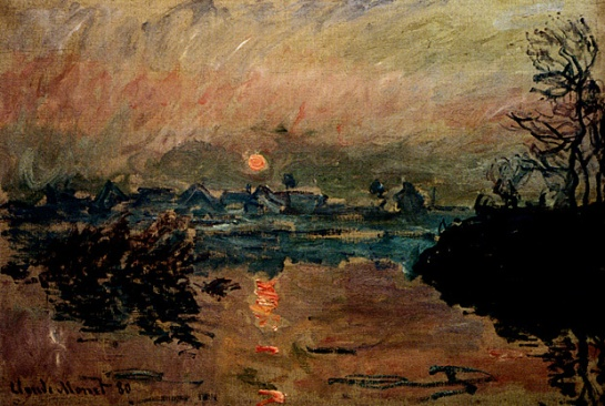 Monet_Sunset