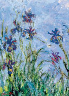 Monet-floral