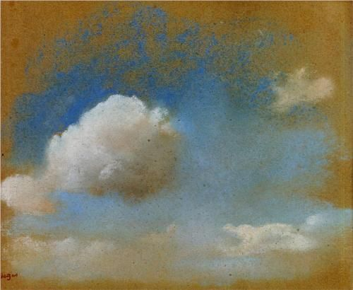degas-sky study