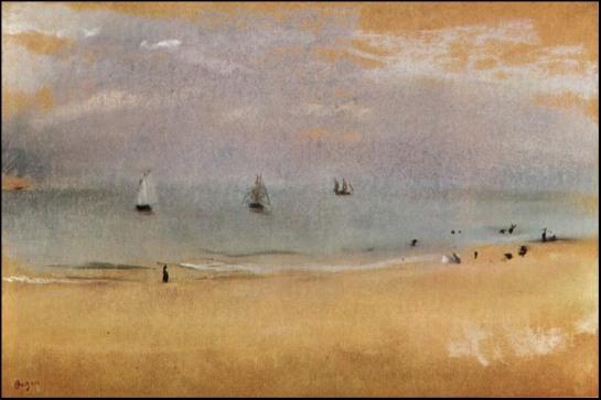 Artist: Edgar Degas