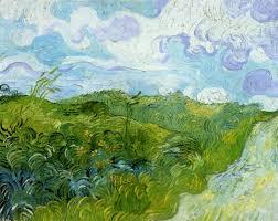 Green Wheat Fields VVG