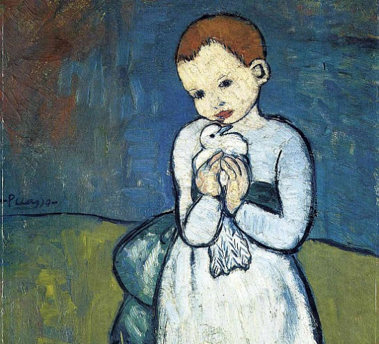 child_with_a_dove