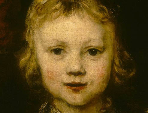rembrandt-child