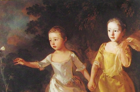 gainsboroughs-daughters-chase-a-butterfly