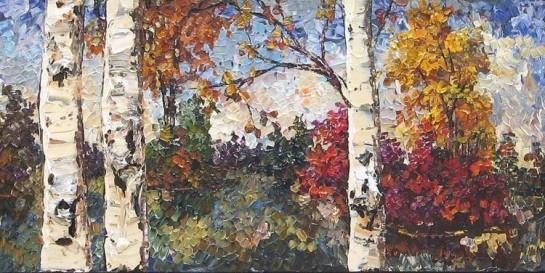 degas autumn