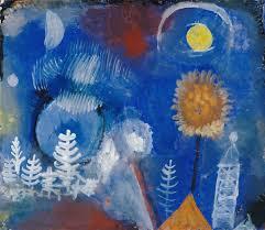 Paul Klee Blue