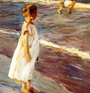Girl-On-The-Beach